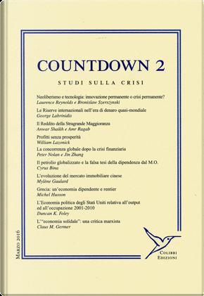 Countdown. Studi sulla crisi. Vol. 2