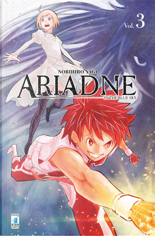 Ariadne in the blue sky. Vol. 3 by Norihiro Yagi