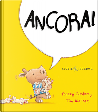 Ancora! by Tim Warnes, Tracey Corderoy