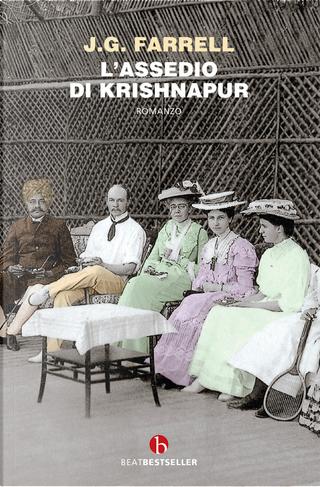 L'assedio di Krishnapur by James Gordon Farrell
