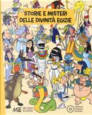 Storie e misteri delle divinità egizie by Alessandro Vicenzi
