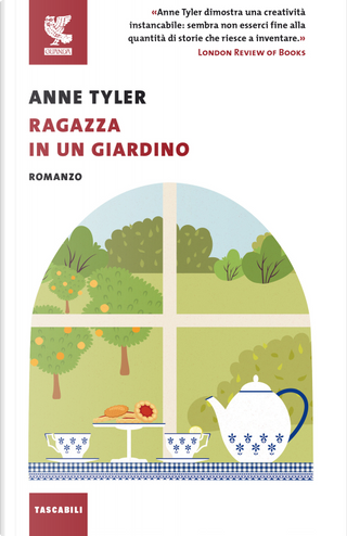 Ragazza in un giardino by Anne Tyler