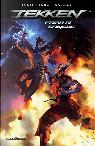 Tekken. Vol. 1: Faida di sangue by Andie Tong, Cavan Scott