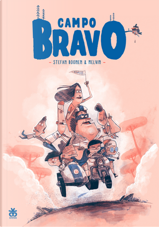 Campo Bravo by Stefan Boonen