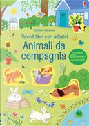 Animali da compagnia. Piccoli libri con adesivi by Hannah Watson