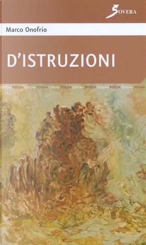 D'istruzioni by Marco Onofrio