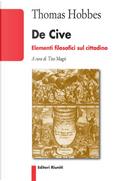 De cive. Elementi filosofici sul cittadino by Thomas Hobbes