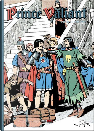 Prince Valiant. Vol. 14: 1963-1964 by Hal Foster
