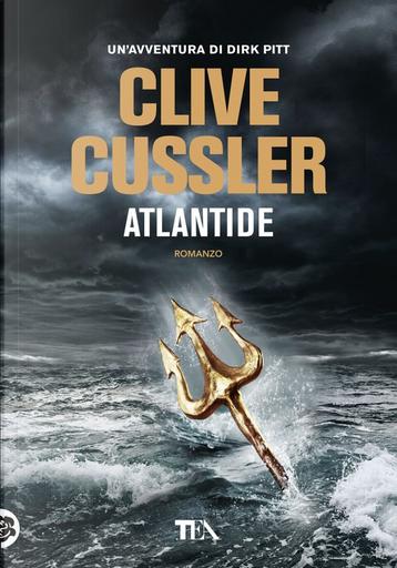 Atlantide by Clive Cussler