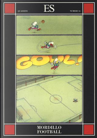 Football by Guillermo Mordillo