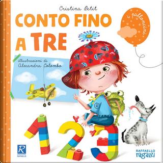 Conto fino a tre by Cristina Petit