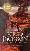 La battaglia del labirinto. Percy Jackson e gli dei dell'Olimpo. Vol. 4 by Rick Riordan