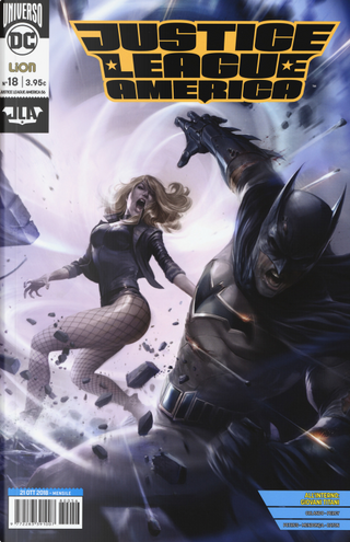 Justice League America. Vol. 18