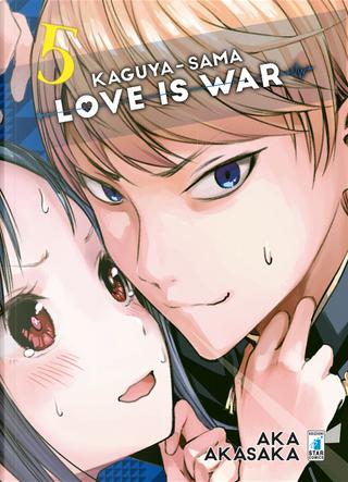 Kaguya-sama. Love is war. Vol. 5 by Aka Akasaka
