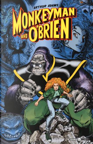 Monkeyman and O'Brien by Arthur Adams