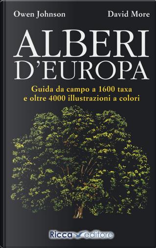 Alberi d'Europa by David More, Owen Johnson