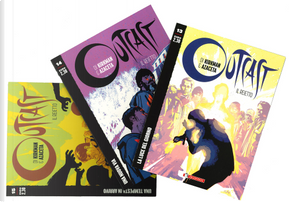 Outcast. Il reietto. Pack. Vol. 13-15 by Robert Kirkman