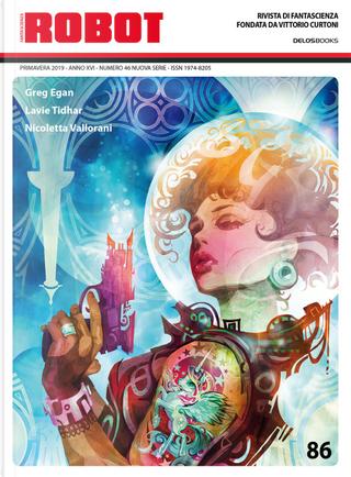 Robot. Rivista di fantascienza. Vol. 86