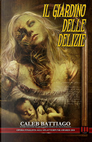Il giardino delle delizie. Killer Version by Caleb Battiago