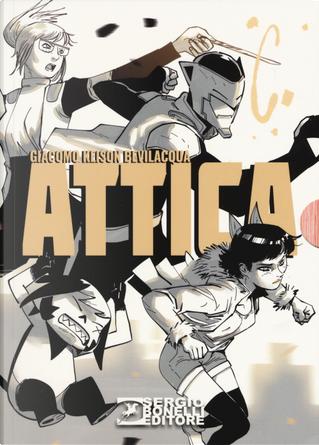 Attica. Box by Giacomo Keison Bevilacqua