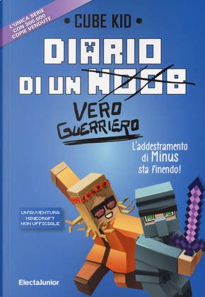 Diario di un vero guerriero by Cube Kid