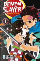Demon slayer. Kimetsu no yaiba. Vol. 1 by Koyoharu Gotouge