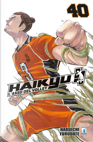 Haikyu!!. Vol. 40 by Haruichi Furudate
