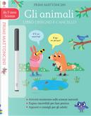 Gli animali. Libro disegno e cancello. Primi mattoncini scienze by Hannah Watson