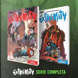 Extremity. Serie completa by Daniel Warren Johnson
