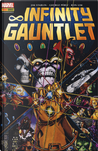 Infinity war. Vol. 2: Infinity Gauntlet by Jim Starlin