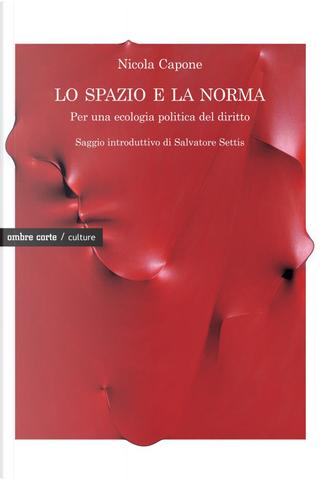 Lo spazio e la norma. Per una ecologia politica del diritto by Nicola Capone