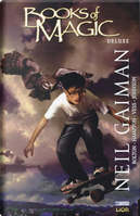 Books of magic by Neil Gaiman