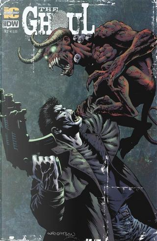 The Ghoul. Ediz. italiana. Vol. 2 by Bernie Wrighston, Steve Niles