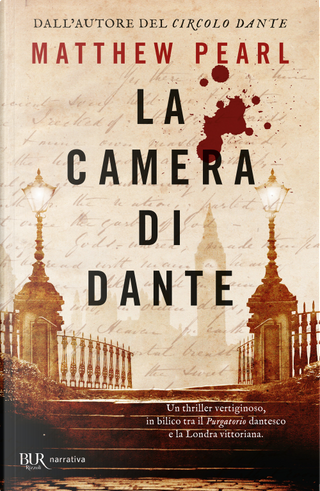 La camera di Dante by Matthew Pearl