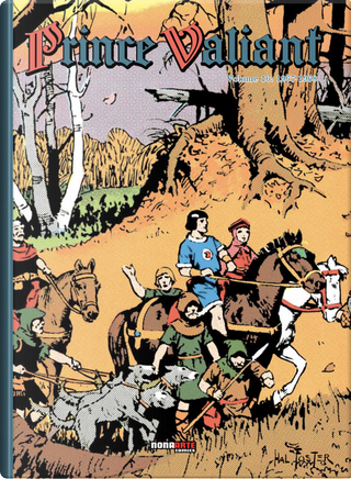 Prince Valiant. Vol. 16: 1967-1968 by Hal Foster