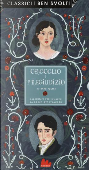 Orgoglio e pregiudizio da Jane Austen by Becca Stadtlander