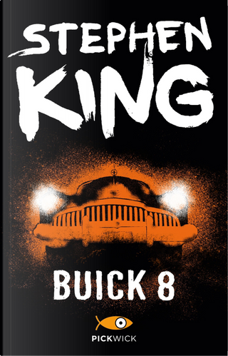 Buick 8 by Stephen King