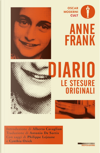 Diario. Le stesure originali by Anne Frank
