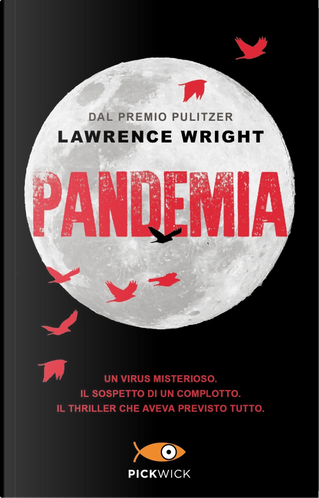 Pandemia by Lawrence Wright