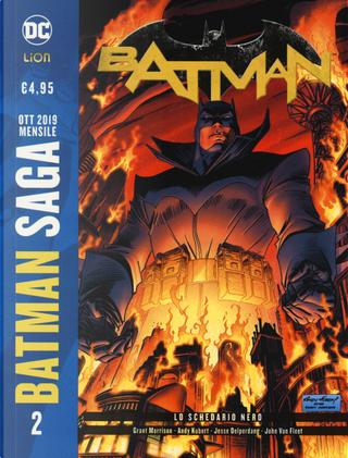Batman saga. Vol. 2: Lo schedario nero by Grant Morrison