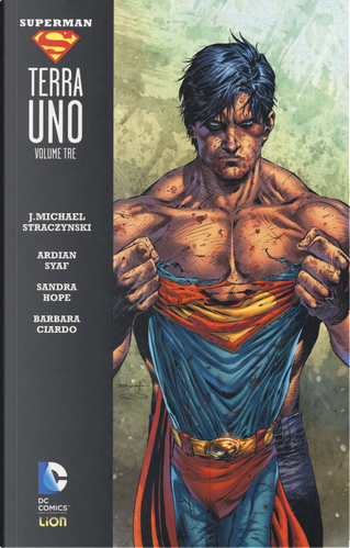 Terra uno. Superman. Vol. 3 by J. Michael Straczynski