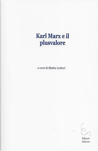 Karl Marx e il plusvalore