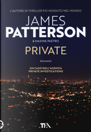 Private by James Patterson, Maxine Paetro