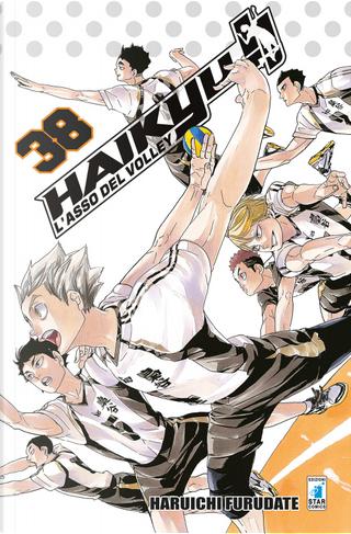 Haikyu!!. Vol. 38 by Haruichi Furudate