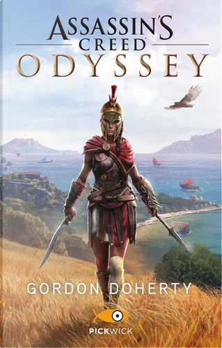 Assassin's Creed. Odyssey by Gordon Doherty