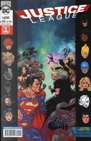 Rinascita. Justice League. Vol. 38 by Dan Abnett, Marv Wolfman, Priest