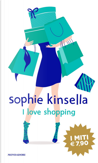 I love shopping by Sophie Kinsella