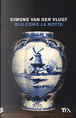 Blu come la notte by Simone Van der Vlugt