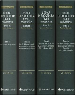 Codice di procedura civile. Commentario