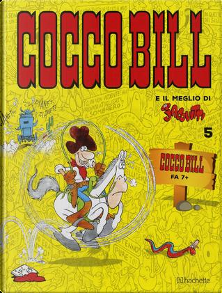 Cocco Bill fa 7+ by Benito Jacovitti